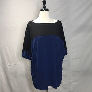 JM Collection Women's 3X Top - NWT
